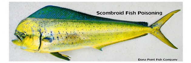 What is scombroid fish poisoning dana point fish company for Raw fish food poisoning